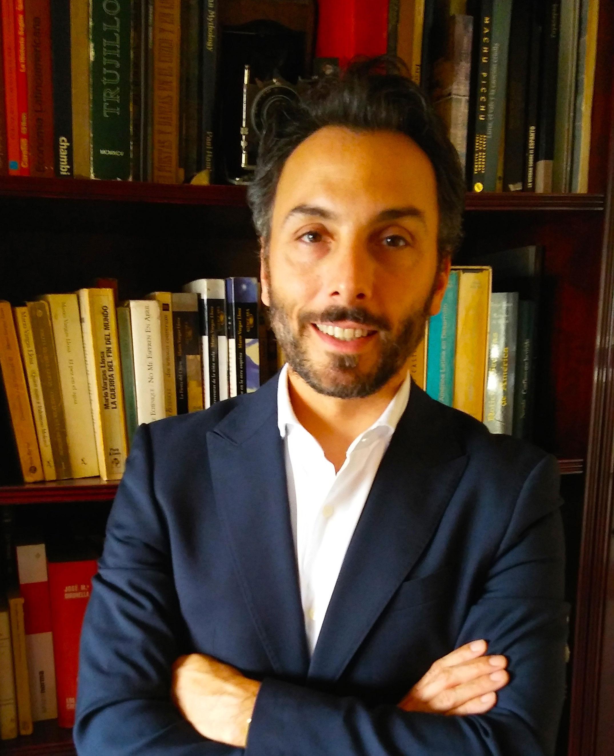 Javier Iturralde Bracamonte